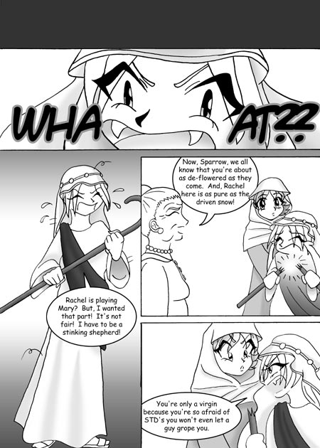 A Christmas Quarrel, Page 2