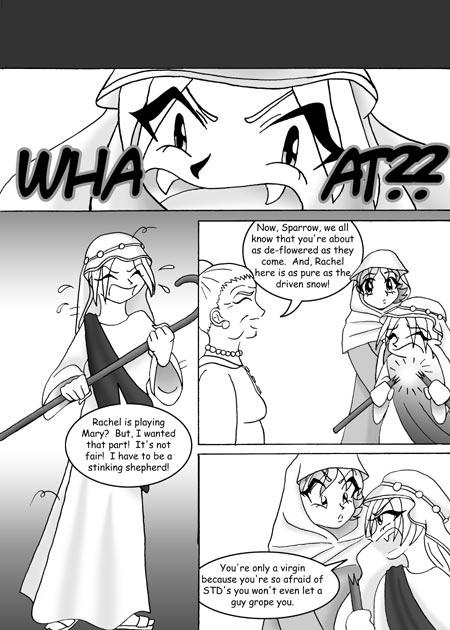 A Christmas Quarrel, Page 2