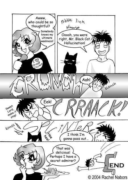 Stupid Male Incident #5 Comic, Page 2
