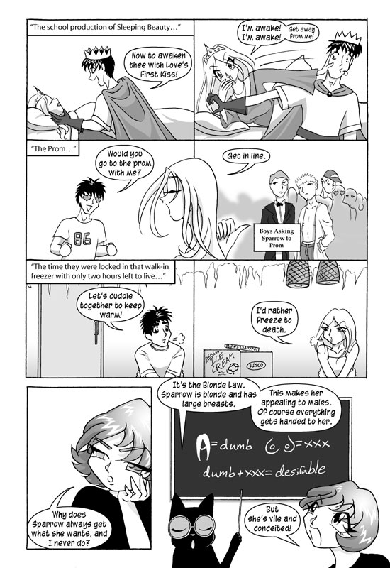 Stupid Male Incident #1, Page 16