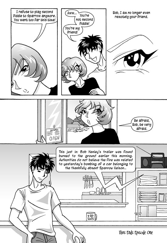 Stupid Male Incident #1, Page 20