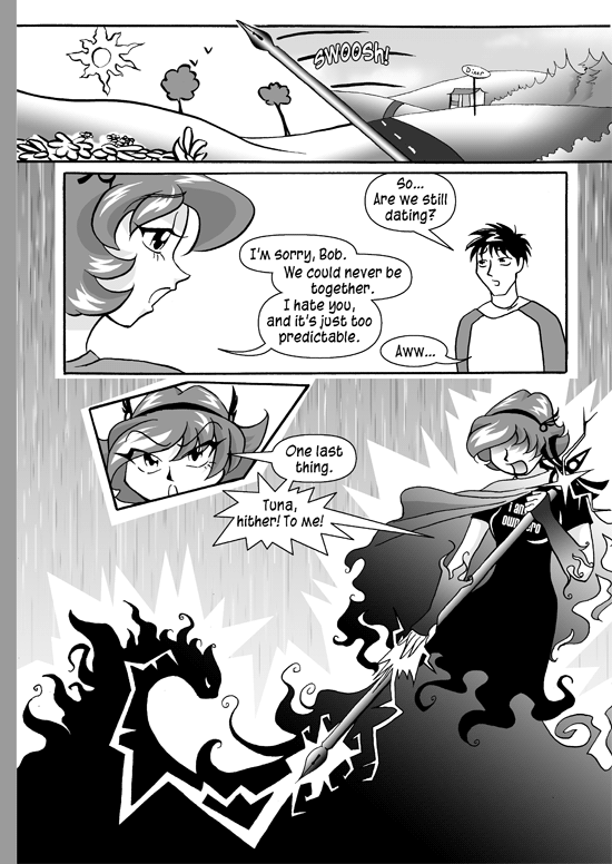 Return of Rachel the Great, Page 3