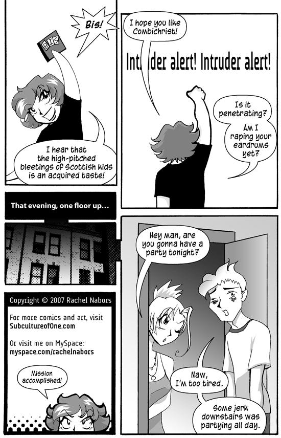 Noisy Nabors, Page 4