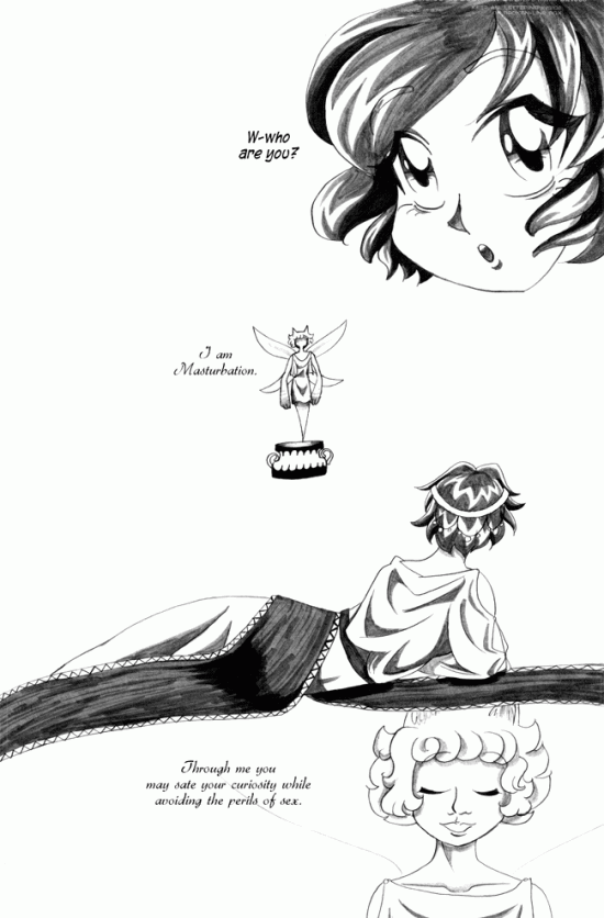 Rachel's Box, Page 5