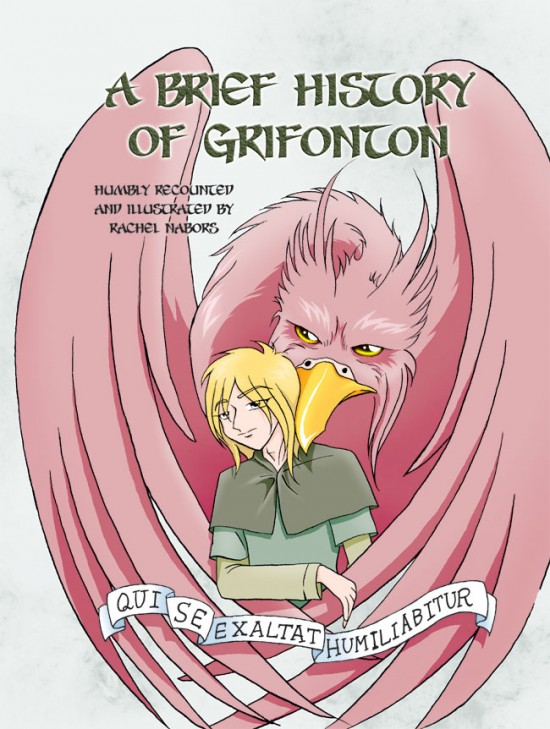 A Brief History of Grifonton, Cover