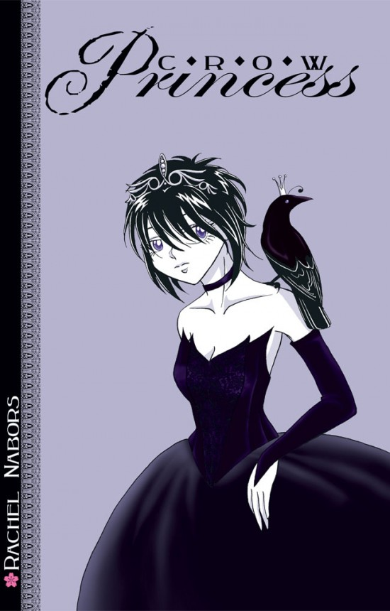 Crow Princess, Cover