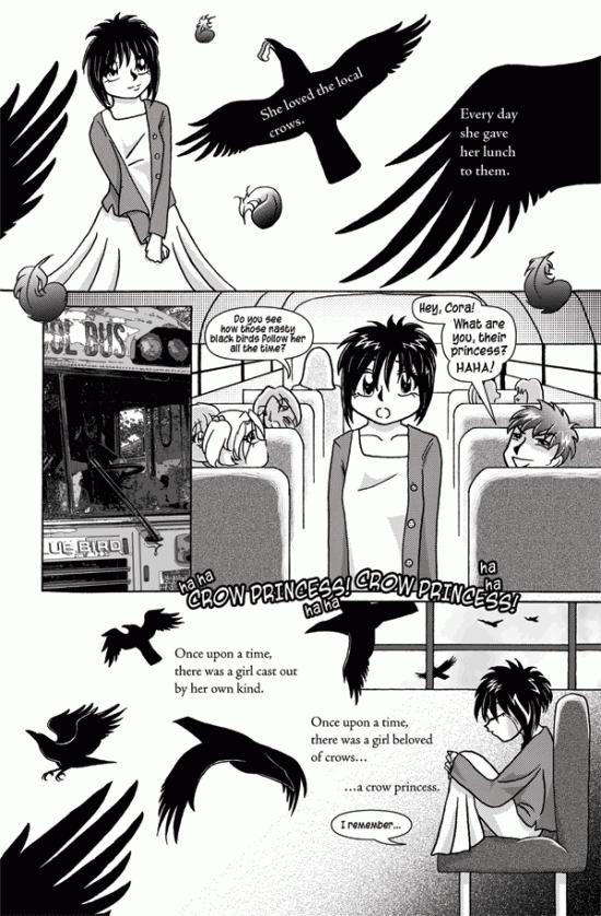 Crow Princess, Page 12