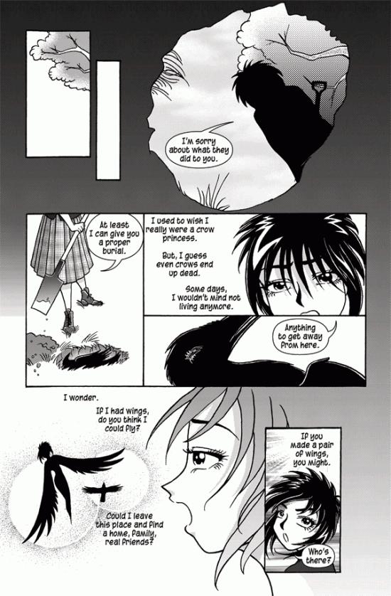 Crow Princess, Page 20