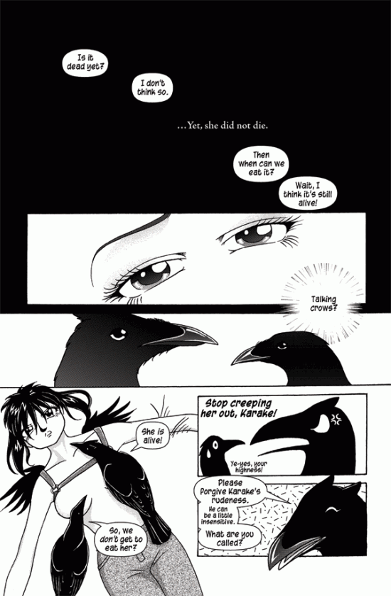 Crow Princess, Page 25