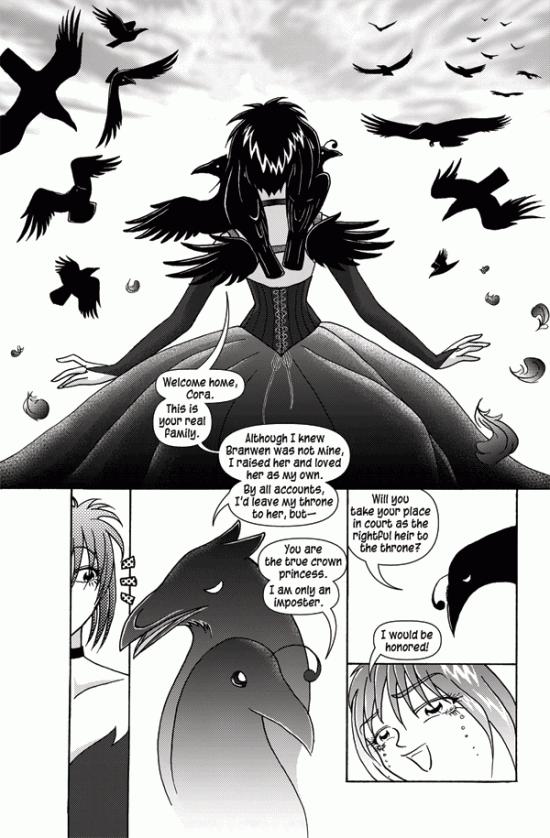 Crow Princess, Page 36