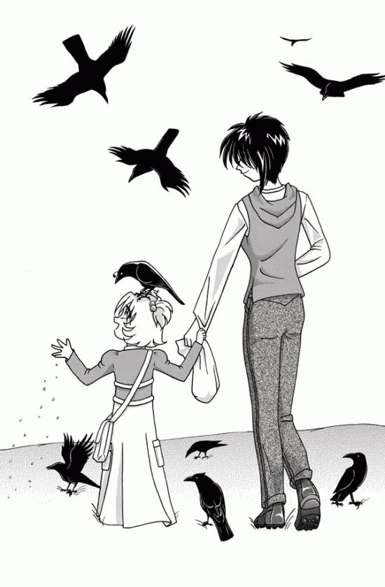 Crow Princess, Page 3